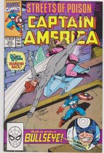 Captain America #373