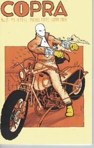 Copra #13 by Michel Fiffe Dynamic Super Hero Thriller!