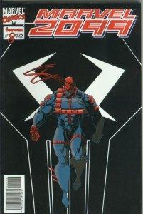 Marvel 2099 numero 08