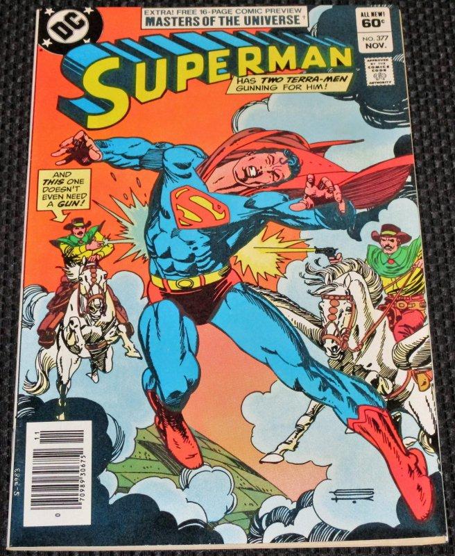 Superman #377 (1982)