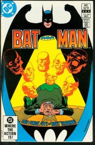BATMAN #354-1982-DC VF