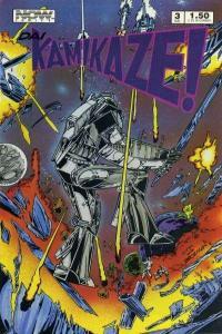 Dai Kamikaze #3, NM + (Stock photo)