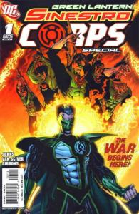 Green Lantern Sinestro Corps Special #1 (2nd) VF/NM; DC   save on shipping - det