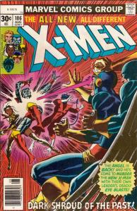 X-Men #106 (Aug-76) VF/NM High-Grade X-Men