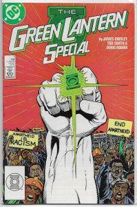 Green Lantern Special #1 FN