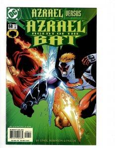 Azrael: Agent of the Bat #68 (2000) DC Comic Book SR10