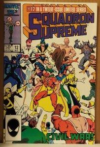 Squadron Supreme #12 (1986)
