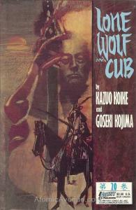 Lone Wolf and Cub #20 VF/NM; First | save on shipping - details inside