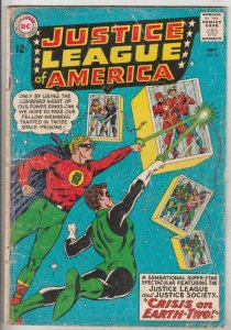 Justice League of America #22 (Sep-63) VG Affordable-Grade Justice League of ...