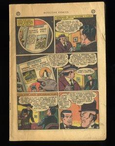 Detective Comics (1937) #155 Coverless Complete!