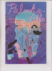 Palooka-ville #1 VG+ (1st) print - drawn & quarterly - palookaville 1991 rare