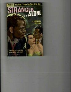 3 Books Stranger and Alone Taffy Flame Vine Romance Thriller Mystery JK23