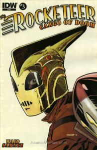 Rocketeer, The: Cargo of Doom #3 VF/NM; IDW   save on shipping - details inside