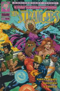 Strangers, The #12 VF/NM; Malibu | save on shipping - details inside