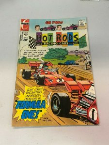 Hot Rods and Racing Cars 119 FN/VF Double Cover