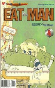 Eat-Man #4 VF/NM; Viz | save on shipping - details inside