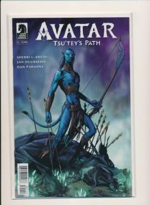 AVATAR #1, TSU'TEY'S Path, Dark Horse Comics 2019 NM (PF611) 1st Print