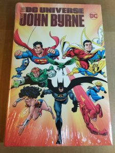 DC Universe by John Byrne (2017, Hardcover) new!