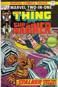 Marvel Two-In-One #2 (Mar-74) VF/NM High-Grade The Thing