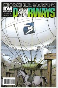 Doorways (George R.R. Martin's…) #4B VF/NM; IDW | save on shipping - details ins