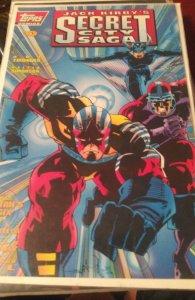 Jack Kirby's Secret City Saga #0 (1993)