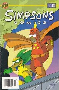 Simpsons Comics 31 NM-
