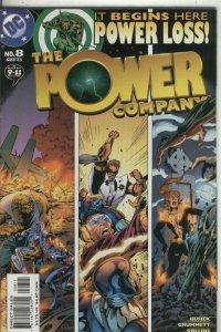 The Power Company numero 8
