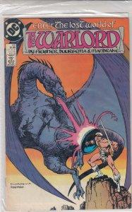 Warlord #128 (1988)