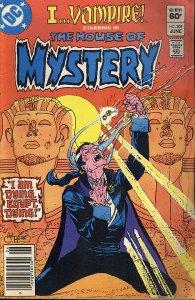 HOUSE OF MYSTERY (1951 Series) #305 NEWSSTAND Near Mint Comics Book