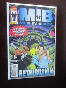 Men in Black Retribution (1997 Marvel) #1 - 9.0 - 1997