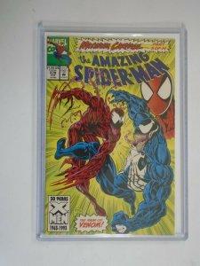 Amazing Spider-Man #378 Maximum Carnage part 3 9.4 NM CGC it (1993 1st Series)