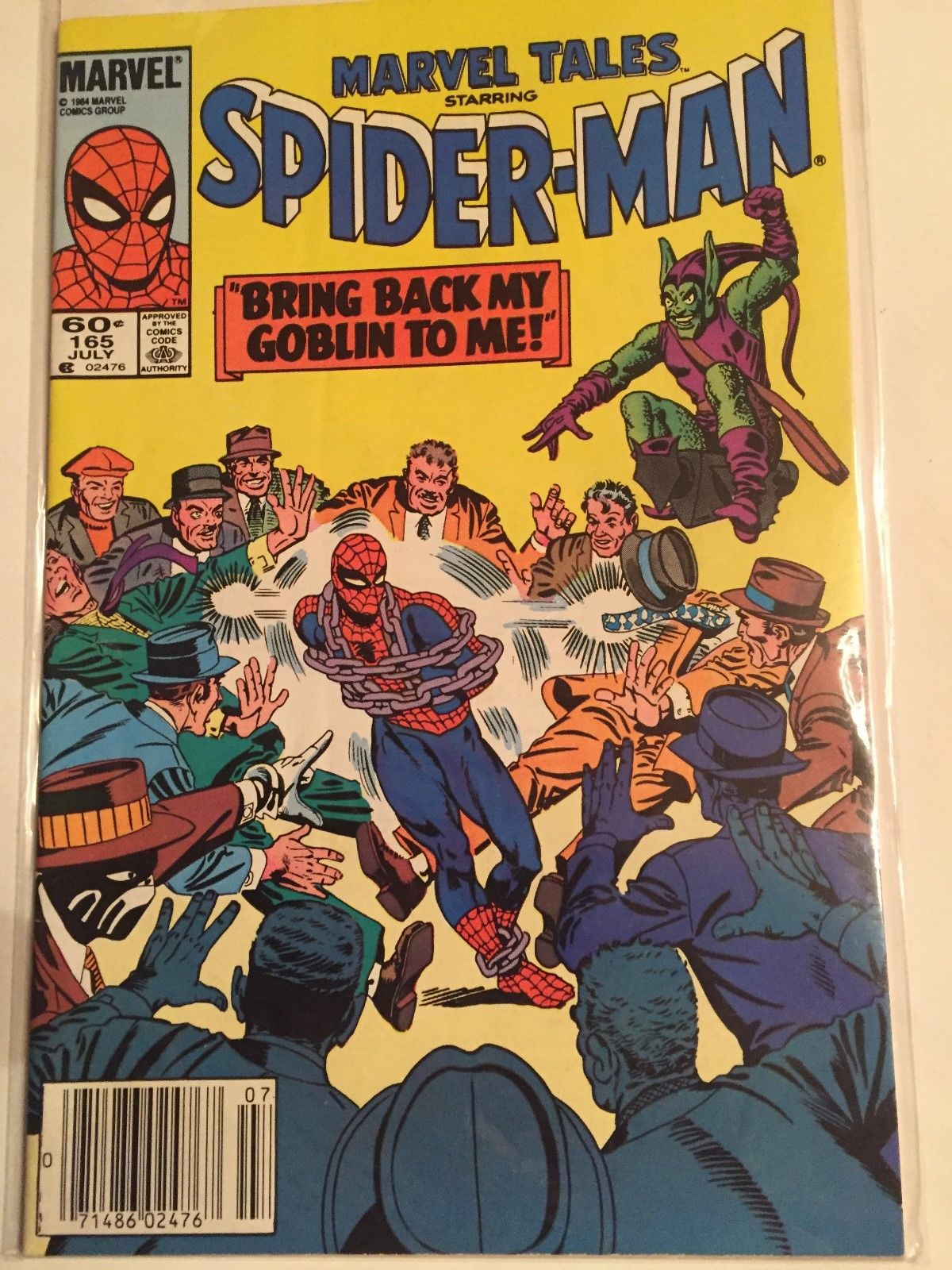 SPIDERMAN AMAZING #27 MARVEL COMICS JULY 2017 NM 9.4