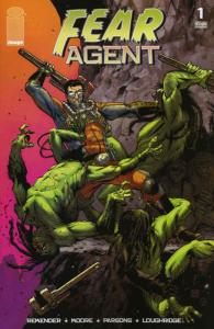 Fear Agent #1 VF/NM; Image | save on shipping - details inside
