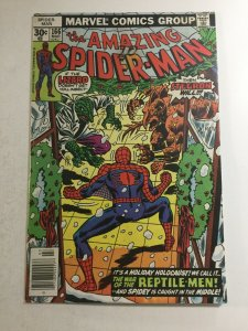 Amazing Spider-Man 166 Vg Very Good 4.0 Marvel Comics