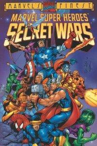 Marvel Super-Heroes (1990 series) Marvel's Finest TPB #1, NM (Stock photo)