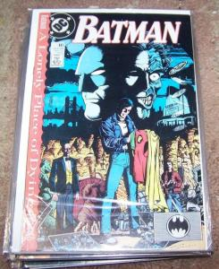 BATMAN  #441 a lonely palce of dying pt 3 +tim drake +nightwing new robin