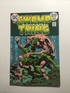 Swamp Thing 10 Veey Fine+ Vf+ 8.5 Dc Comics