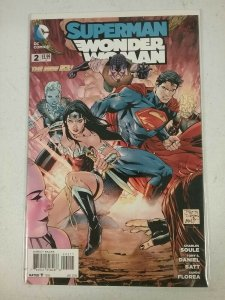 Superman / Wonder Woman  #2  NW25