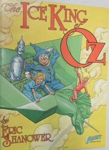The Ice King of OZ gn 8.0 VF (1987)