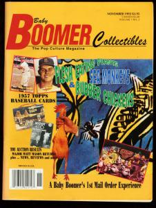BABY BOOMER COLLECTIBLES 1993-#2-JOHNSON SMITH COMPANY FN