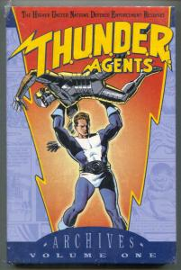 THUNDER Agents Archive Edition volume 1 hardcover