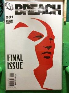 Breach #11 FINAL ISSUE!