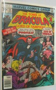 Dracula #54 6.0 FN (1977)