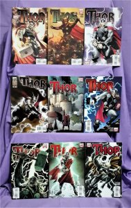 J Michael Straczynski THOR #1 - 6 Oliver Coipel w Variant Covers (Marvel, 2007)!