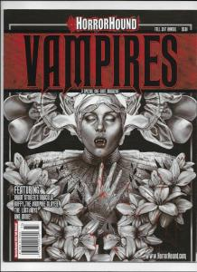 Horror Hound Magazine Fall 2017 Annual Vampires Dracula One-Shot - New!