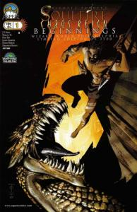 Soulfire: Chaos Reign: Beginnings #1B VF/NM; Aspen   save on shipping - details