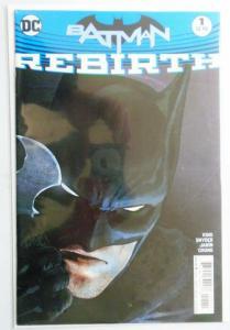 Batman Rebirth #1, 7.0 (2016)