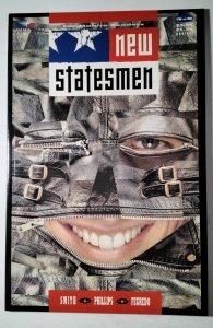 New Statesmen #3 Fleetway Comic Book J756