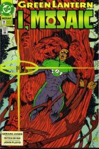 Green Lantern: Mosaic #11, NM (Stock photo)