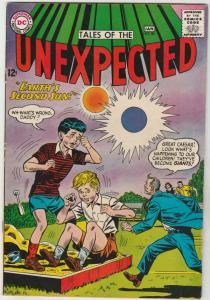 Tales of the Unexpected #86 (Jan-65) VF+ High-Grade